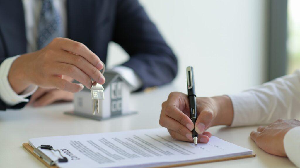 van hypotheekadvies tot notaris